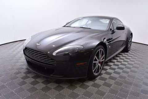 Pre-Owned 2016 Aston Martin V8 Vantage 2dr Coupe