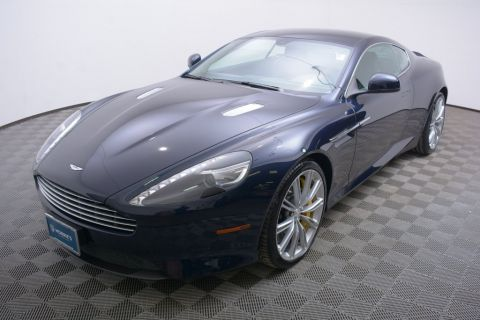 Pre-Owned 2015 Aston Martin DB9 2DR CPE GT AUTO