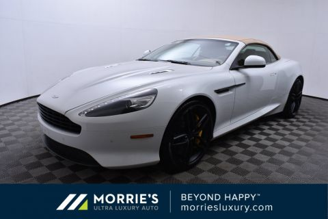 Pre-Owned 2012 Aston Martin Virage Volante