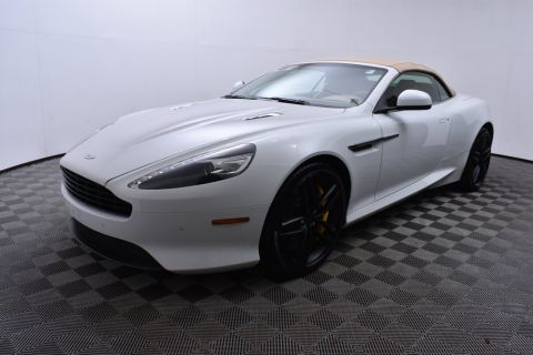 Pre-Owned 2012 Aston Martin Virage 2dr Volante