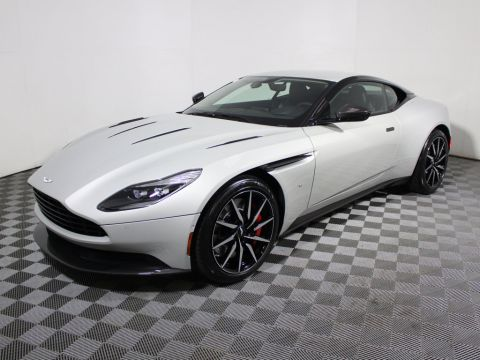 New 2017 Aston Martin DB11 Coupe