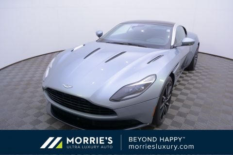 Pre-Owned 2017 Aston Martin DB11 Base