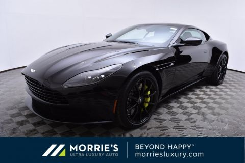 New 2019 Aston Martin DB11 AMR Coupe