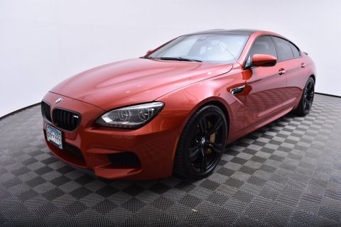 Pre-Owned 2014 BMW M6 4dr Gran Coupe