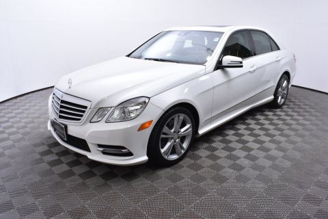 Pre-Owned 2013 Mercedes-Benz E-Class E 350 4dr Sedan E350 Sport 4MATIC® *Ltd Avail*
