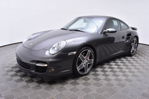 Pre-Owned 2007 Porsche 911 2dr Coupe Turbo