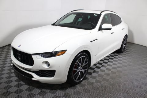 New 2018 Maserati Levante S GranSport 3.0L