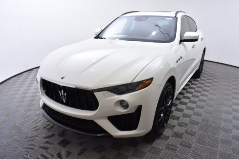 New 2019 Maserati Levante S GranSport 3.0L